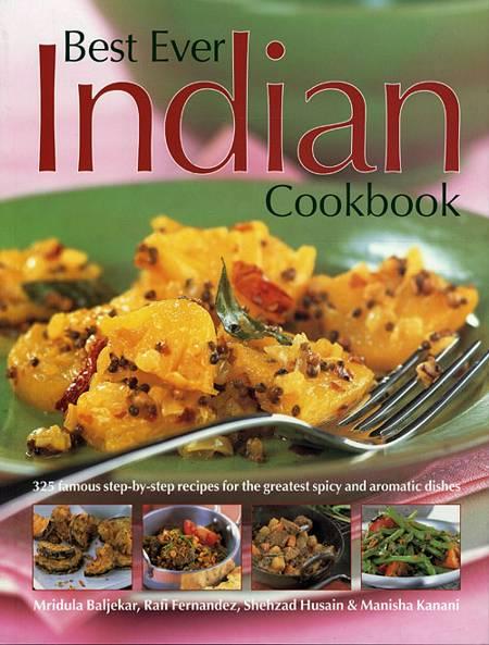 Ann Best Ever Indian Cookbook