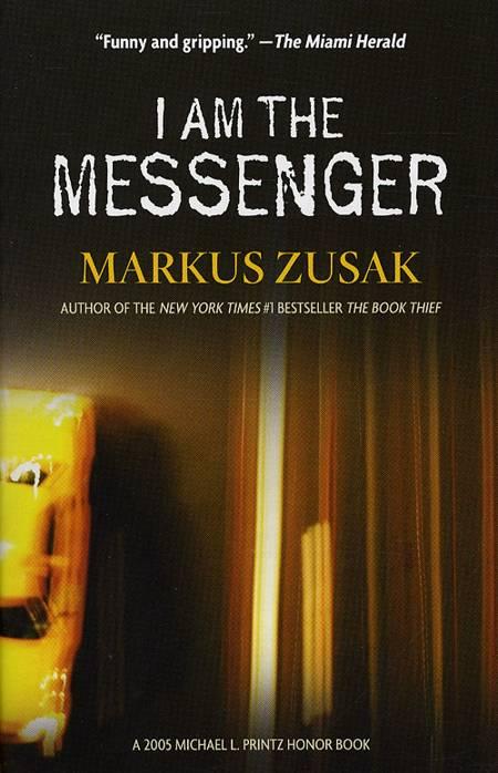 I am the Messenger af Markus Zusak