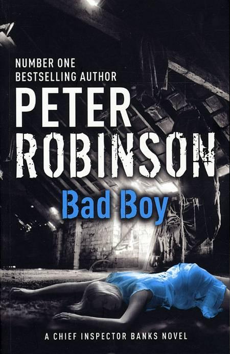 Bad Boy af Peter Robinson