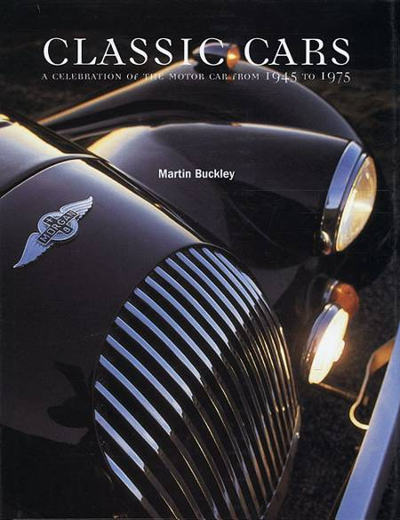 The Encyclopedia of Classic Cars 1945 to 1975 af Buckley Martin