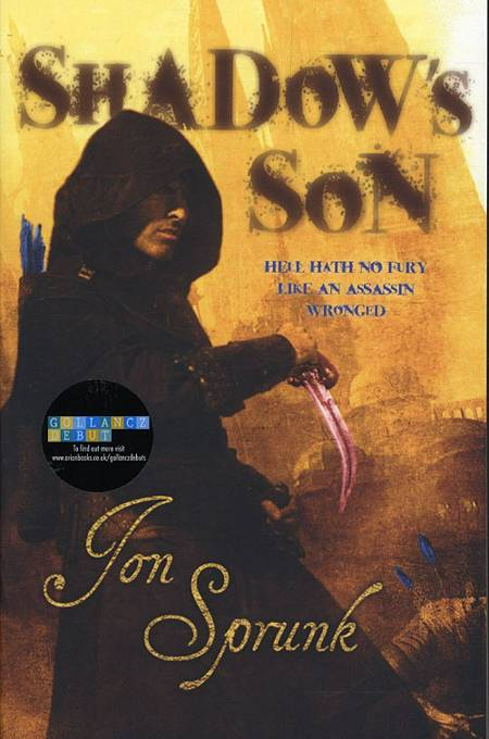 Shadow's Son af Jon Sprunk