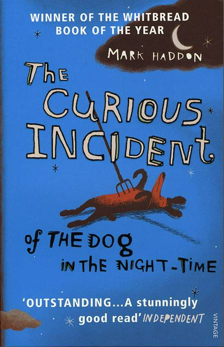 The Curious Incident of the Dog in the Night-time af Mark Haddon