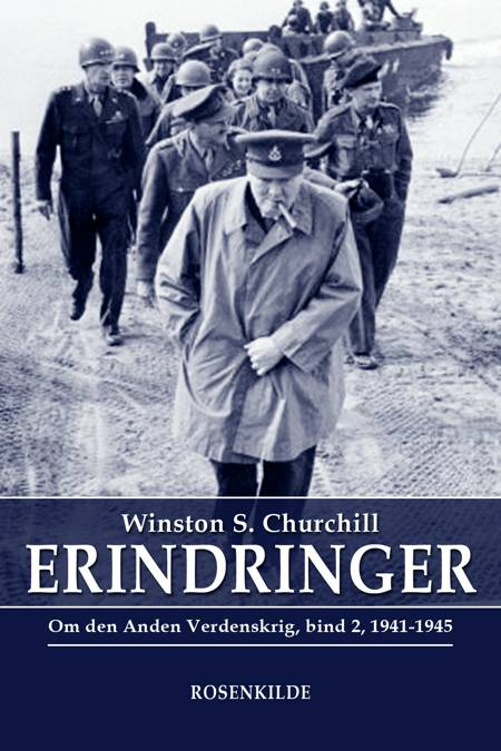 Erindringer om Anden Verdenskrig, bind 2 af Winston S. Churchill