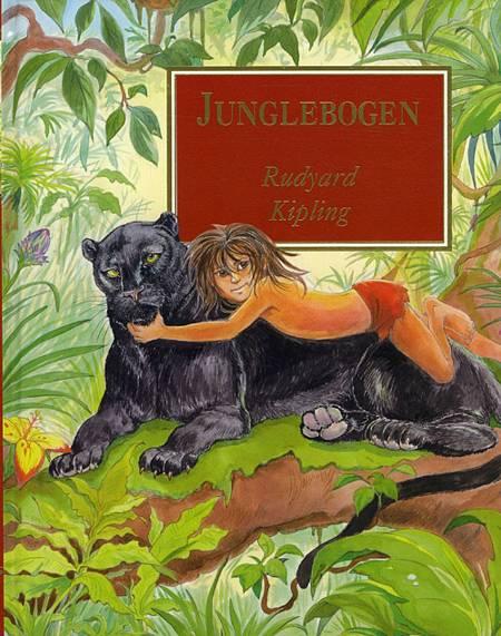Junglebogen af Rudy Kipling