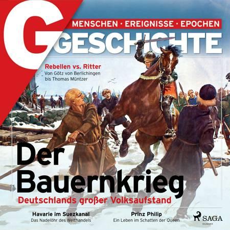G/GESCHICHTE - Der Bauernkrieg - Deutschlands großer Volksaufstand af G Geschichte