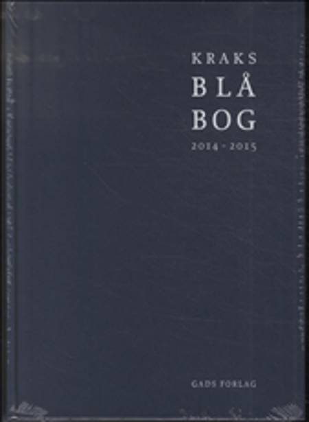 Kraks blå bog 2014/2015
