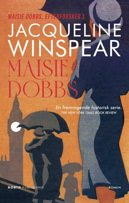 Maisie Dobbs af Jacqueline Winspear