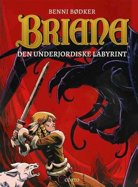Den underjordiske labyrint af Benni Bødker