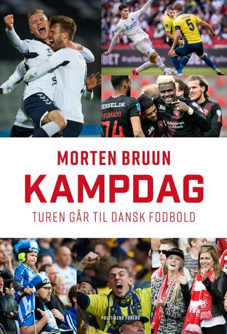 Kampdag af Morten Bruun