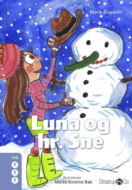 Luna og hr. Sne af Marie Duedahl