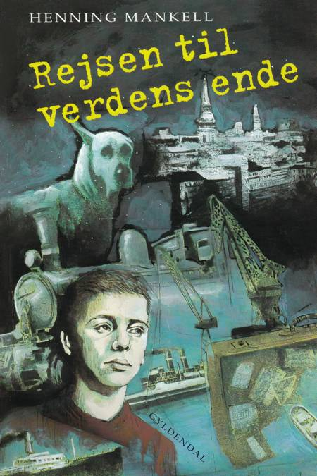 Rejsen til verdens ende af Henning Mankell