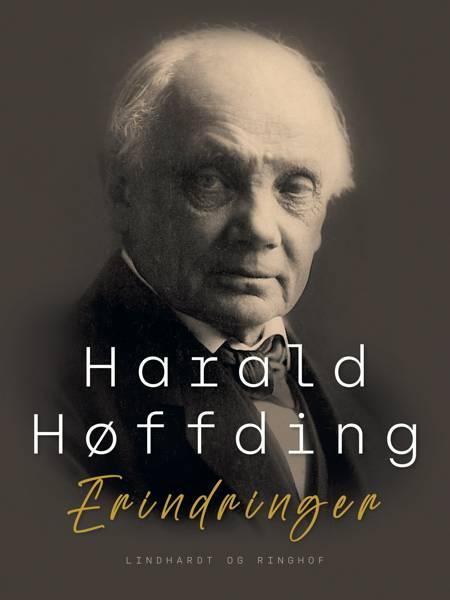 Erindringer af Harald Høffding