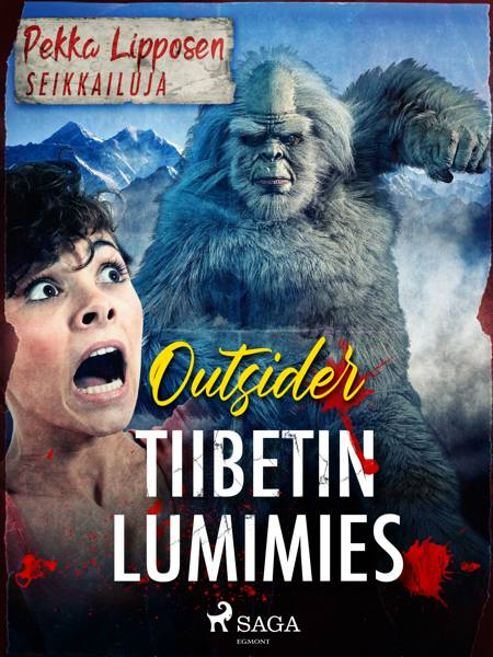 Tiibetin lumimies af Outsider