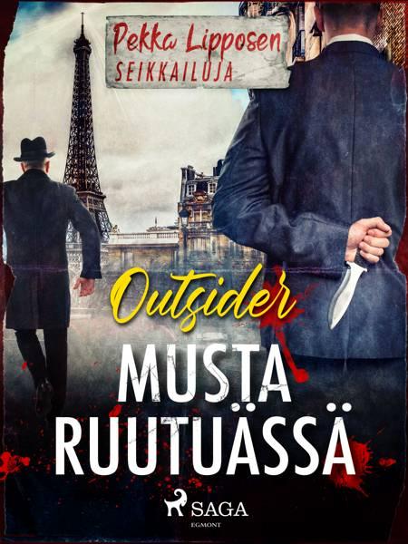 Musta ruutuässä af Outsider