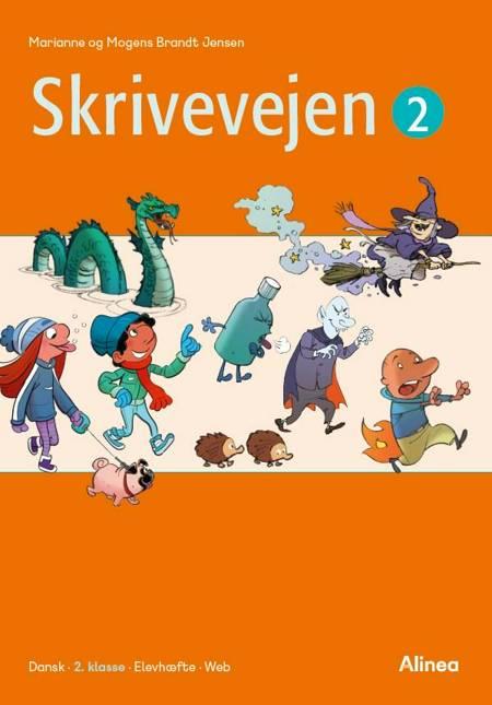 Skrivevejen 2, Elevhæfte/Web af Mogens Brandt Jensen og Marianne Brandt Jensen