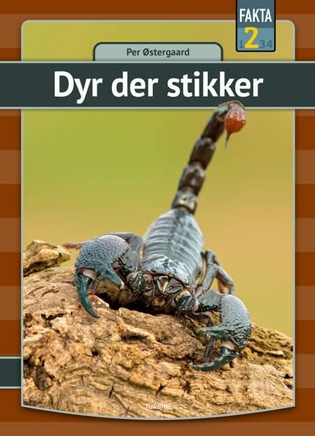 Dyr der stikker af Per Østergaard