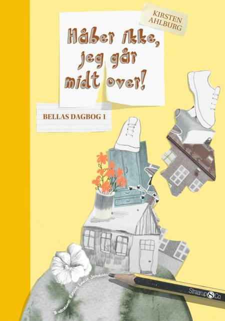 Bellas dagbog 1 af Kirsten Ahlburg