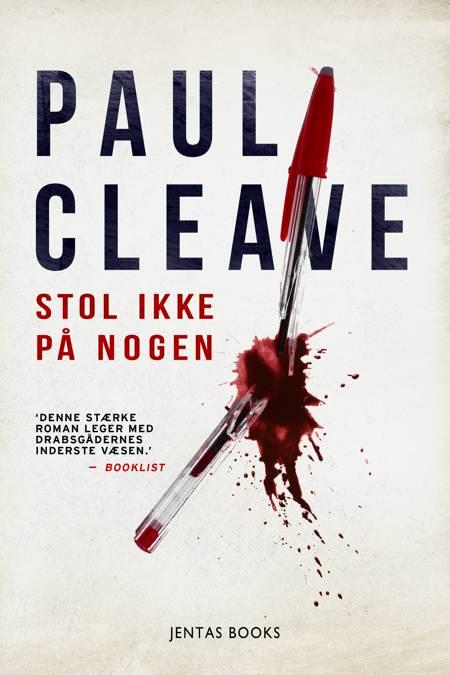 Stol ikke på nogen af Paul Cleave