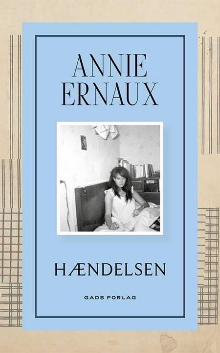 Hændelsen af Annie Ernaux