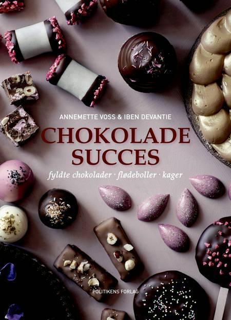 Chokoladesucces af Annemette Voss og Iben Devantie