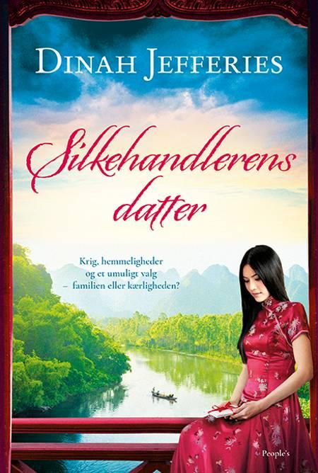 Silkehandlerens datter af Dinah Jefferies