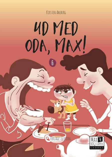 Ud med Oda, Max af Kirsten Ahlburg