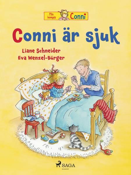Conni är sjuk af Liane Schneider