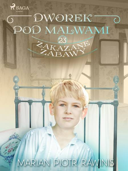 Dworek pod Malwami 23 - Zakazane zabawy af Marian Piotr Rawinis