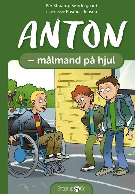 Anton - the ground is lava af Per Straarup Søndergaard