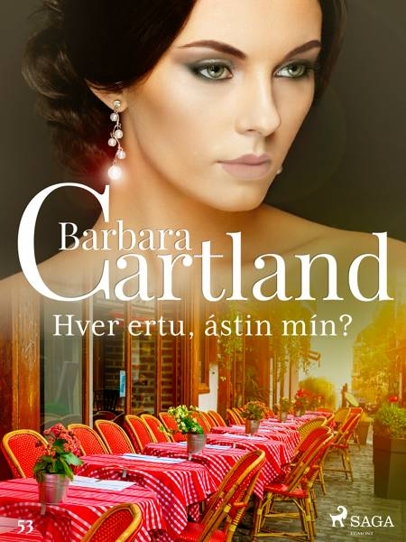 Hver ertu, ástin mín? (Hin eilífa sería Barböru Cartland 8) af Barbara Cartland