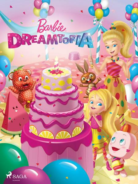 Barbie - Dreamtopia af Mattel