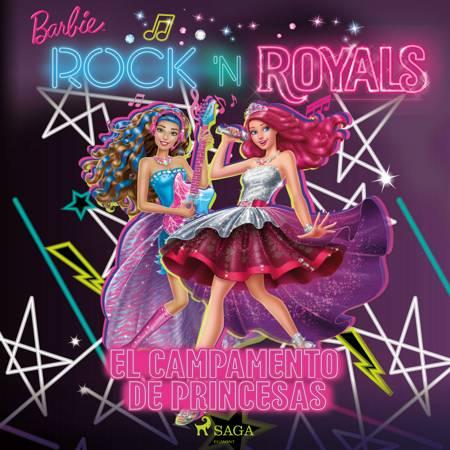 Barbie - El campamento de princesas af Mattel