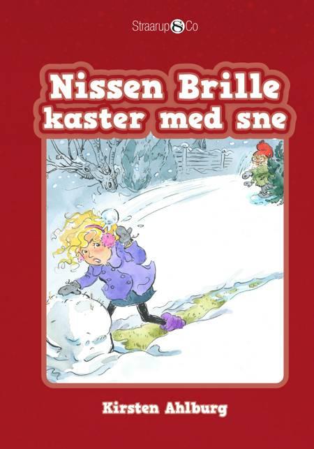 Nissen Brille kaster med sne af Kirsten Ahlburg