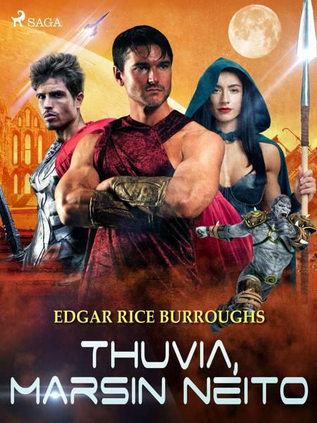 Thuvia, Marsin neito af Edgar Rice Burroughs