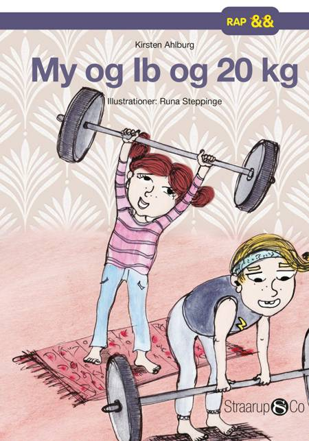 My og Ib og 20 kg af Kirsten Ahlburg