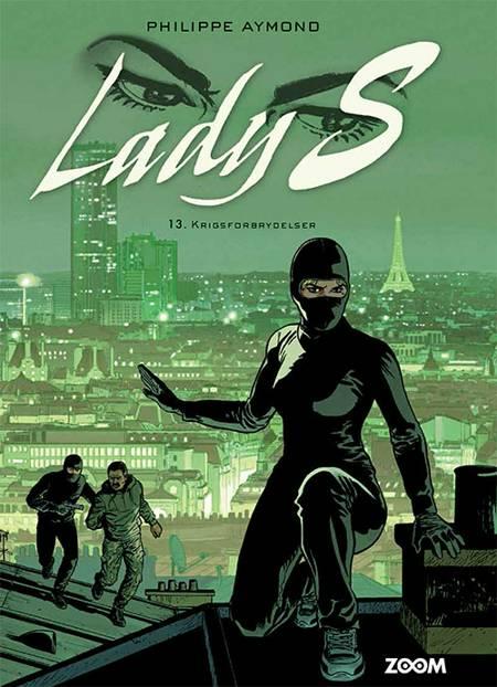 Lady S 13: Krigsforbrydelser af Aymond