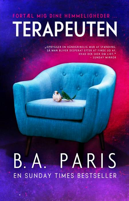 Terapeuten af B.A. Paris
