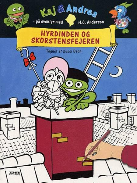 Hyrdinden og skorstensfejeren af Kjeld Nørgaard