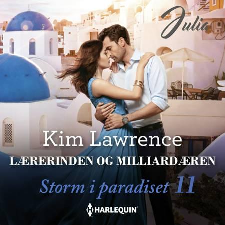 Lærerinden og milliardæren af Kim Lawrence