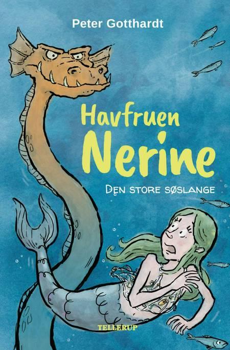 Havfruen Nerine #2: Den store søslange (Lyt & Læs) af Peter Gotthardt