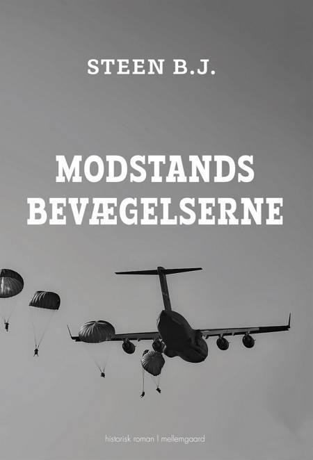 Modstandsbevægelserne af Steen B.J.