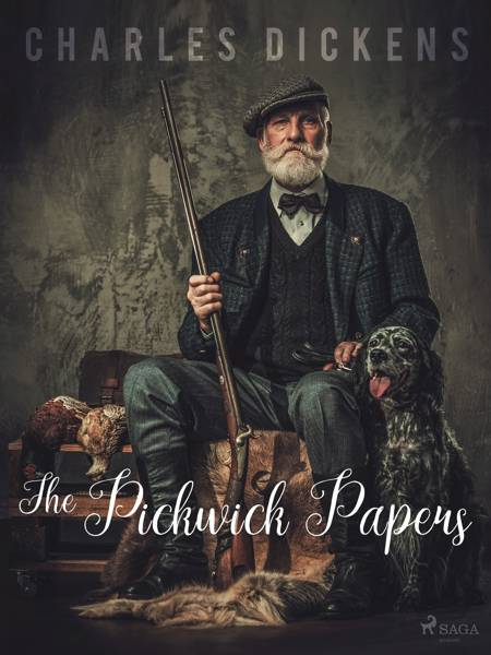 The Pickwick Papers af Charles Dickens