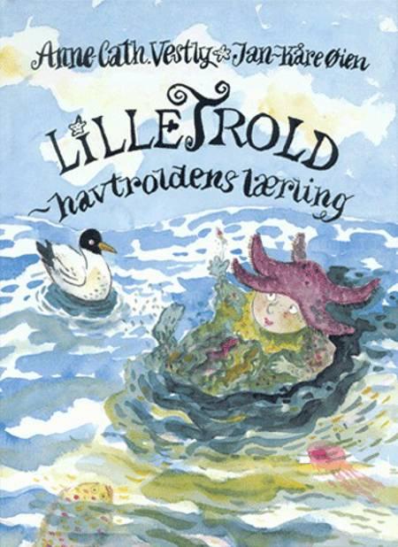 Lilletrold - havtroldens lærling af Anne-Cath. Vestly