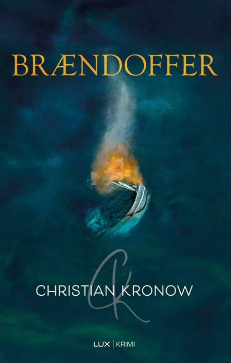 Brændoffer af Christian Kronow