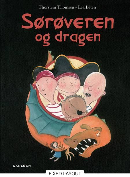 Sørøveren og dragen af Thorstein Thomsen