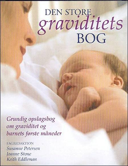 Den store graviditetsbog af Anne Deans