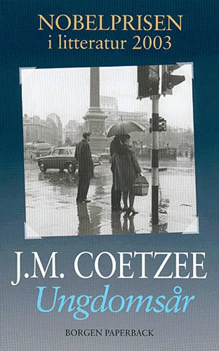 Ungdomsår af J. M. Coetzee
