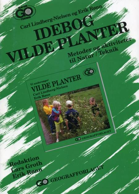 Vi undersøger vilde planter af Erik Rønn og Carl Lindberg Nielsen