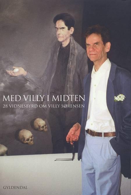 Med Villy i midten af Ib Michael, Niels I. Meyer og Ejvind Larsen m.fl.