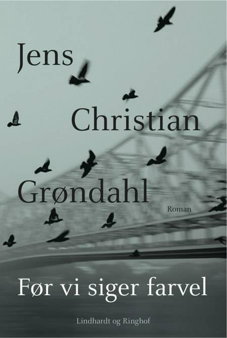 Før vi siger farvel af Jens Christian Grøndahl